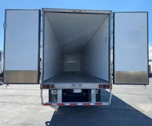 2021 WABASH NATIONAL HIGH SPEC REEFER TRAILER 6030640993