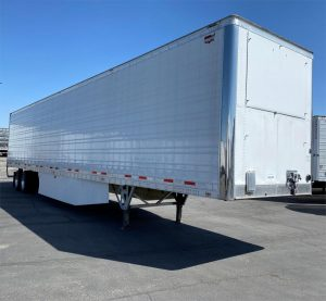 2021 WABASH NATIONAL HIGH SPEC REEFER TRAILER 6030641005