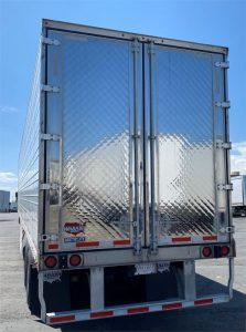 2021 WABASH NATIONAL HIGH SPEC REEFER TRAILER 6030693581