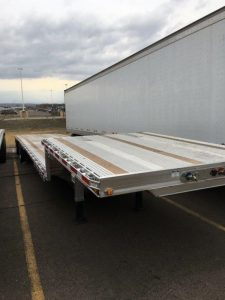 2020 EAST 48X102 ALL ALUMINUM DROP - FIXED SPREAD 6083616959